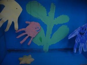 akvaario pahvilaatikosta