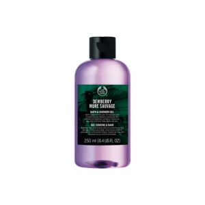 Dewberry shower gel