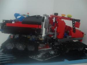 Tekniikka Legot