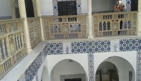 Museoparveke